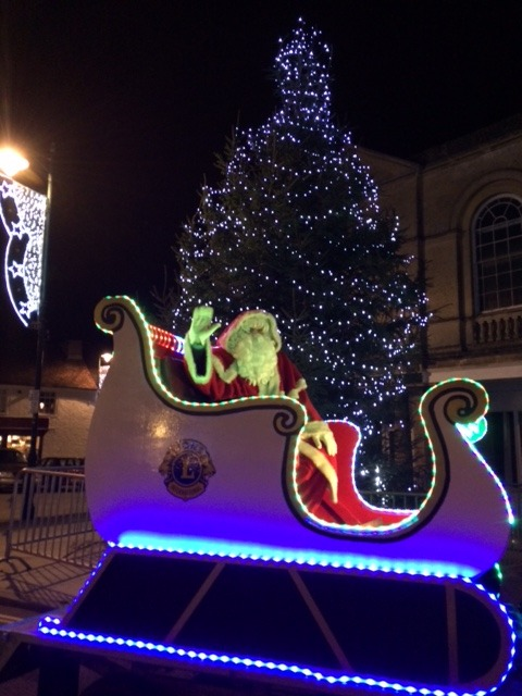 2014 Christmas Float Collections Update