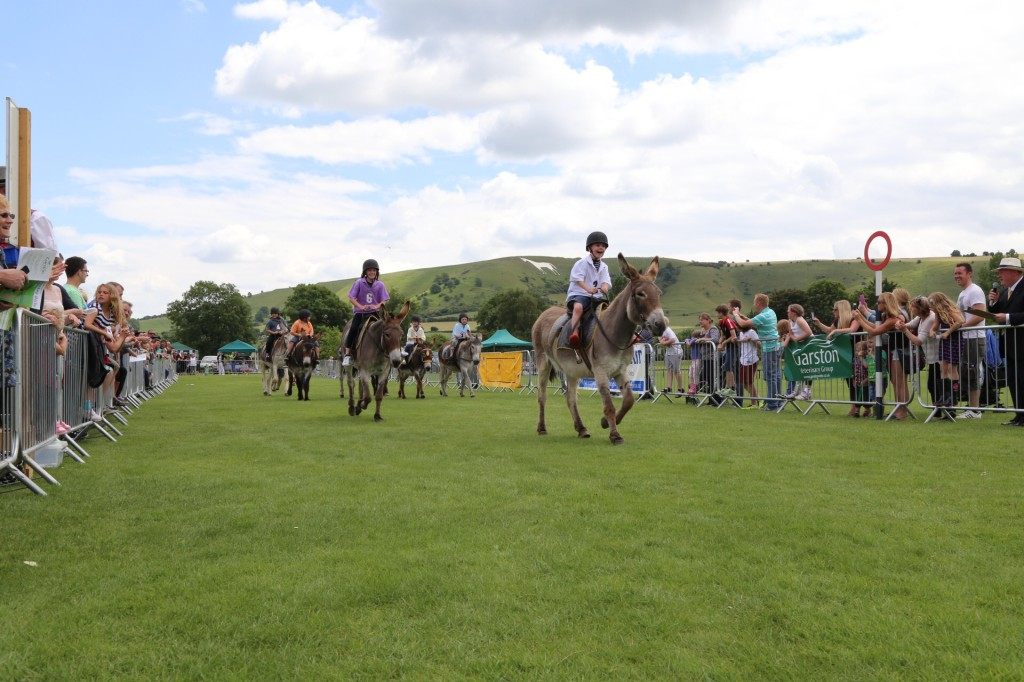 Westbury Lions Club Donkey Derby – June 29th 2014