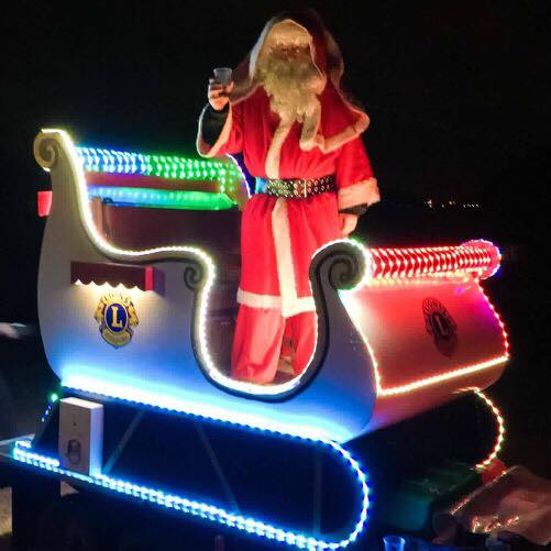 Christmas Float Report – 2016