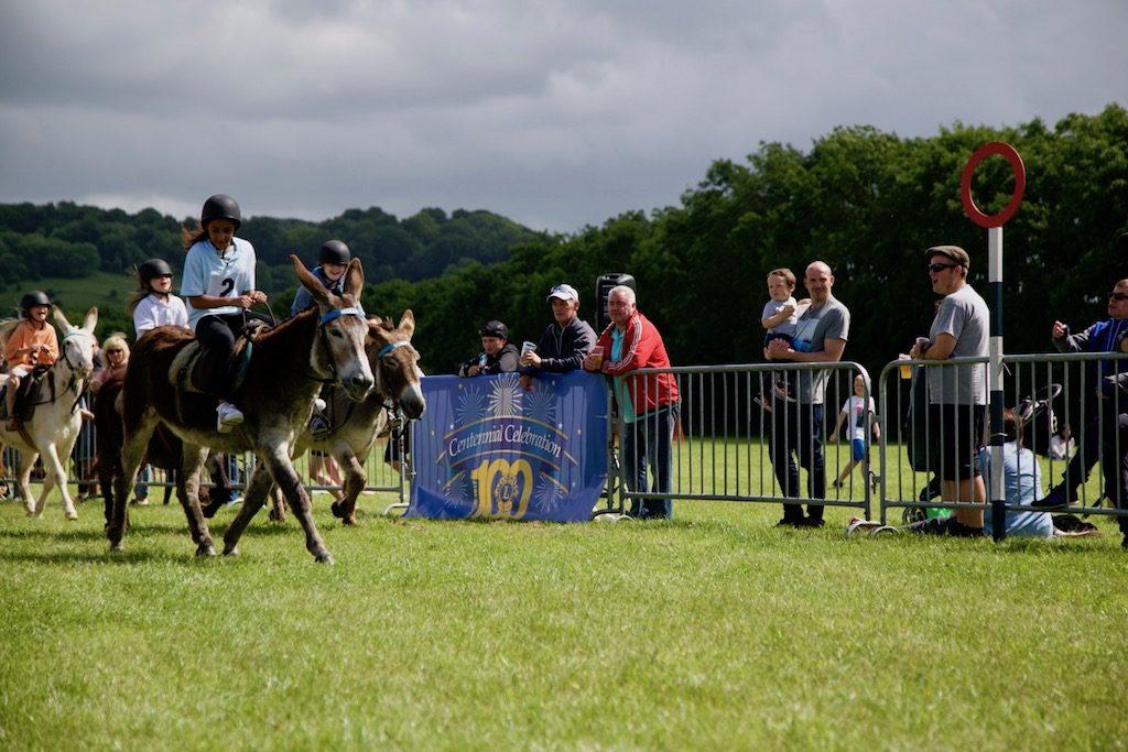 Westbury Lions Club 12th Annual Donkey Derby