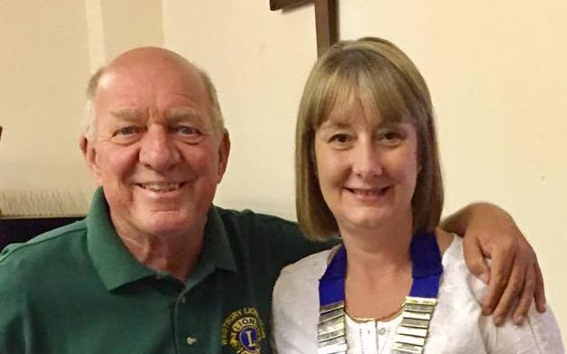 Westbury Lions Presidential Handover