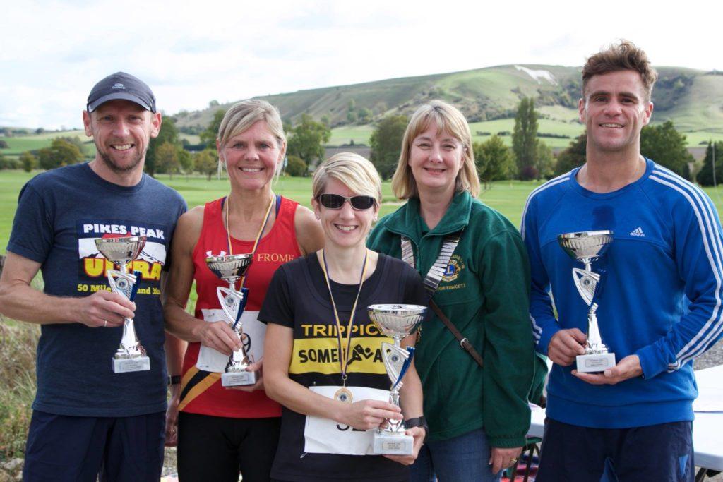 2017 Westbury Lions 10k Results