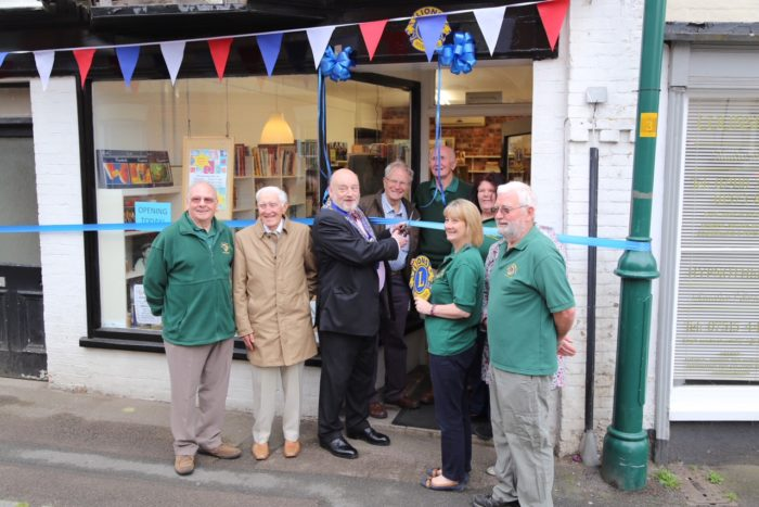 Our New Community Bookshop is now OPEN!