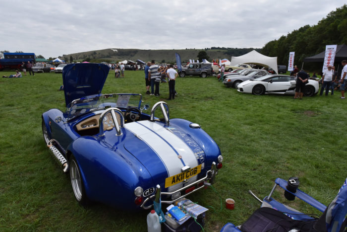 First White Horse Vehicle Show a Huge Success!