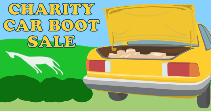 Next Boot Sale – 2nd October 2021