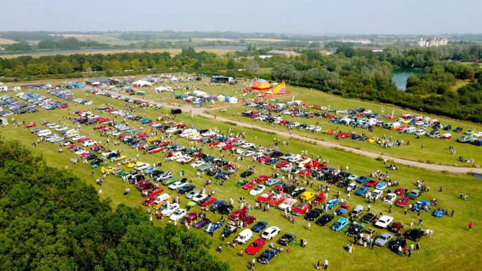 Our Busiest Vehicle Show So Far!